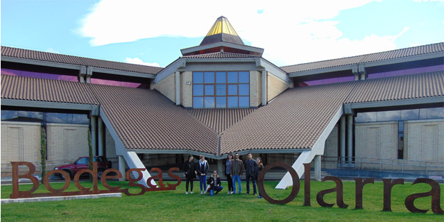 les Chargés de développement en oenotourisme visitent les bodegas en Espagne